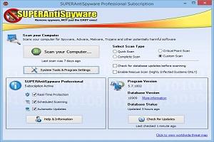 SUPERAntiSpyware Professional X 10.0.1232 Crack + License Key 2021