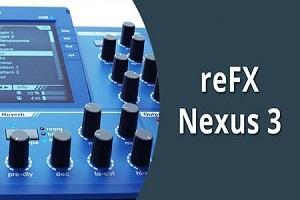 reFX Nexus 3.5.3 Crack + Serial Key-[Latest 2021]